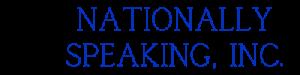 Nationally Speaking, Inc