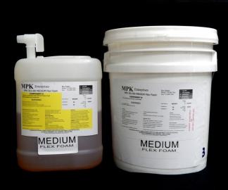 MPK301 – Medium Flexible Foam 6 lb
