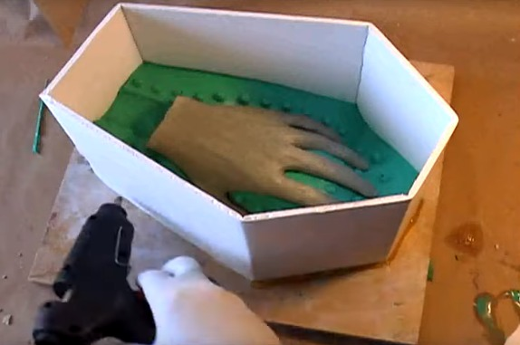 How to Make a Two Part Silicone Mold and Cast Resin