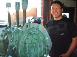 Steve Wang – Biomorphs, Inc.