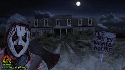 Niles Haunted House