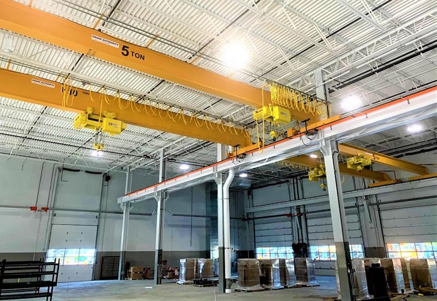 Westside Tractor Overhead Crane