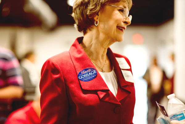 Beverly Gossage for Kansas State Senate