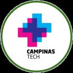 Campinas Tech - Parceiro - Logo Colorido - Redondo