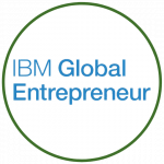 IBM Entrepreneur Logo Colorido