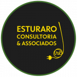 Esturaro Consultoria Logo Colorido