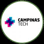 Campinas Tech Logo Colorido
