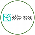 Logo The Good Food Institute colorido
