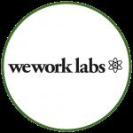Wework labs - Parceiro - Logo Colorido - Redondo