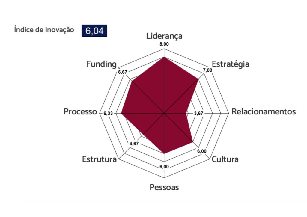 Imagem do Diagnóstico de Inovação Corporativa