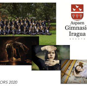 Aspaen Gimnasio Iragua prom 2020