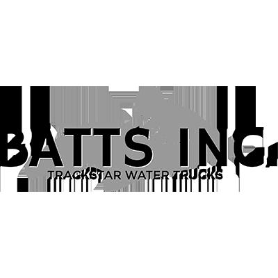 Batts Inc. Trackstar Water Trucks