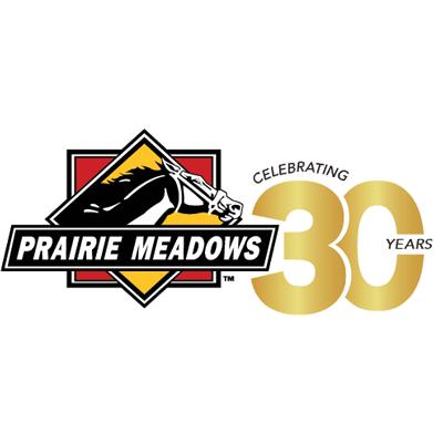Prairie Meadows' 30 year