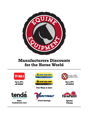 Equine Equipment | Manufacturers Discounts for the Horse World