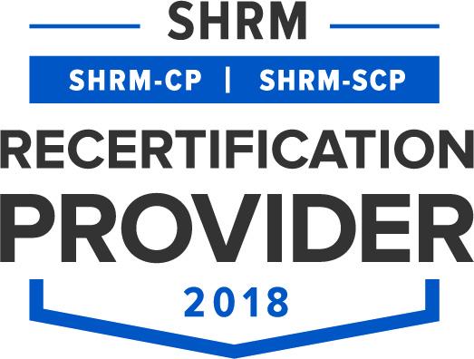 SHRM Recertification Provider 2018 image