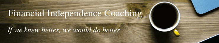 Financial Independence Coaching