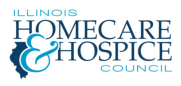 homecare and hospice logo
