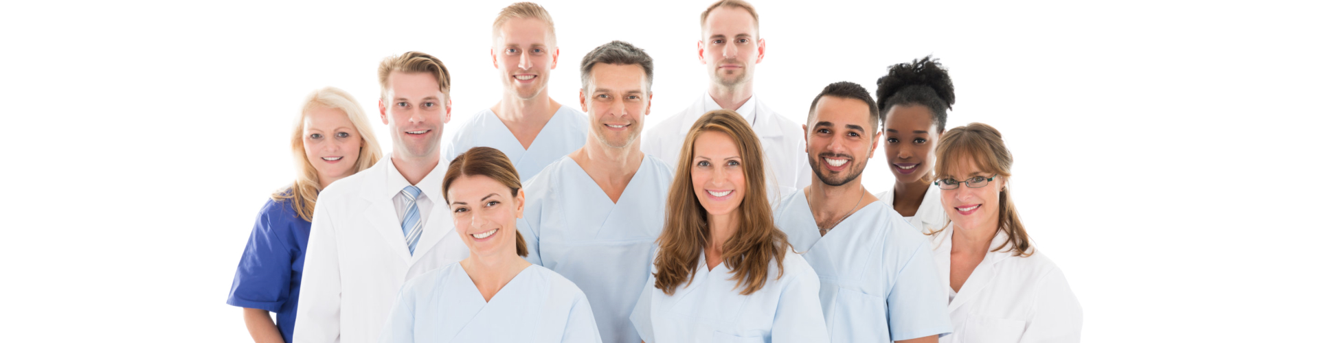 group of healthcare professionals