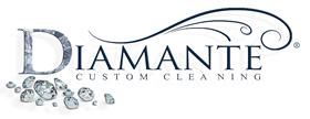 Diamante Custom Cleaning Logo