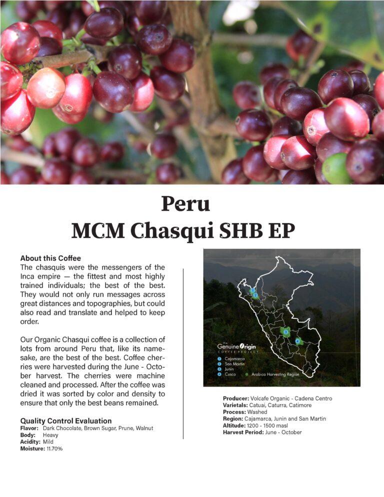 PERU Fact Sheet