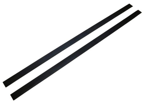 Black Keel Plates