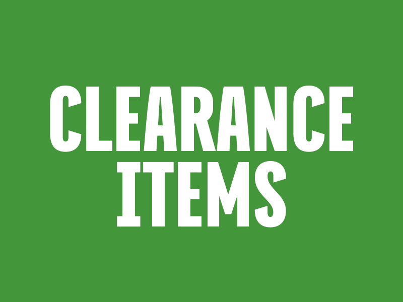 Clearance Icon
