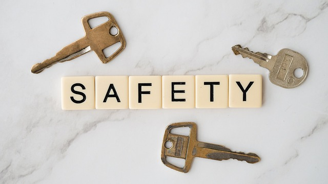 Safety with keys
