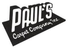 Paul's Carpet Company Logo