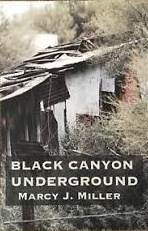 Book Cover - Black Canyon Underground