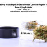 A Survey on the Impact of Ohio's Medical Cannabis Program and Recertifying Patients