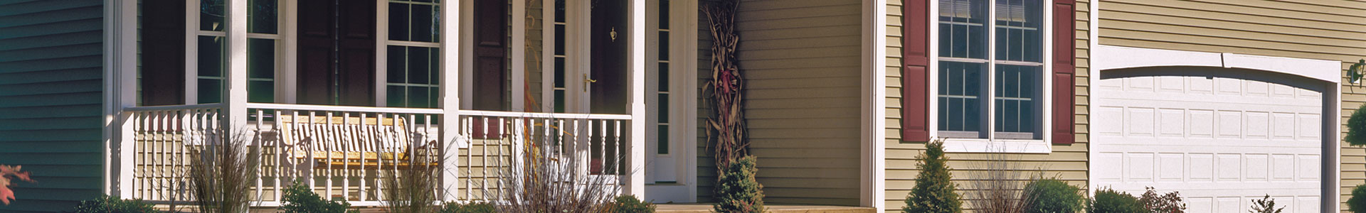 siding for residential projects