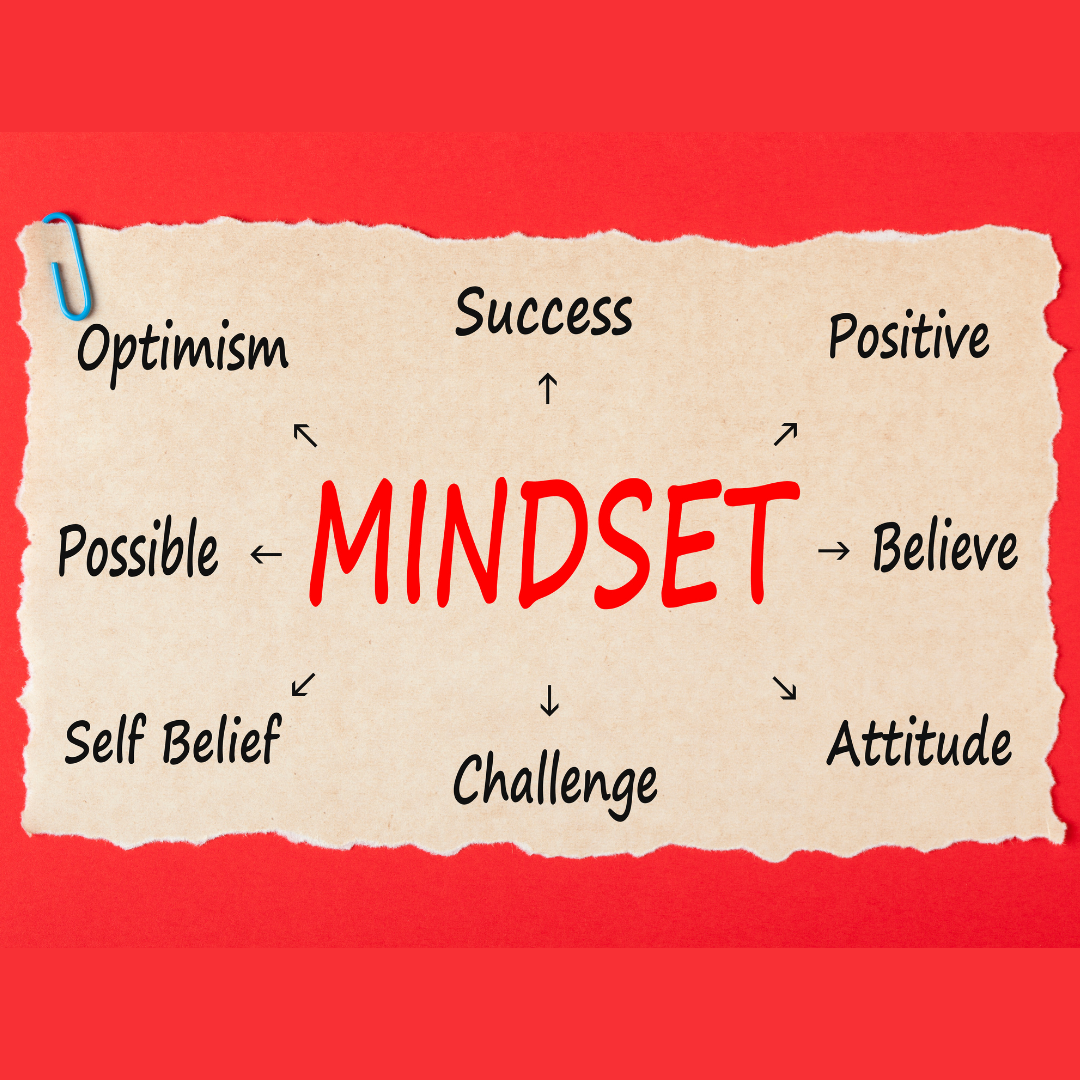 Entrepreneurial mindset & growth mindset