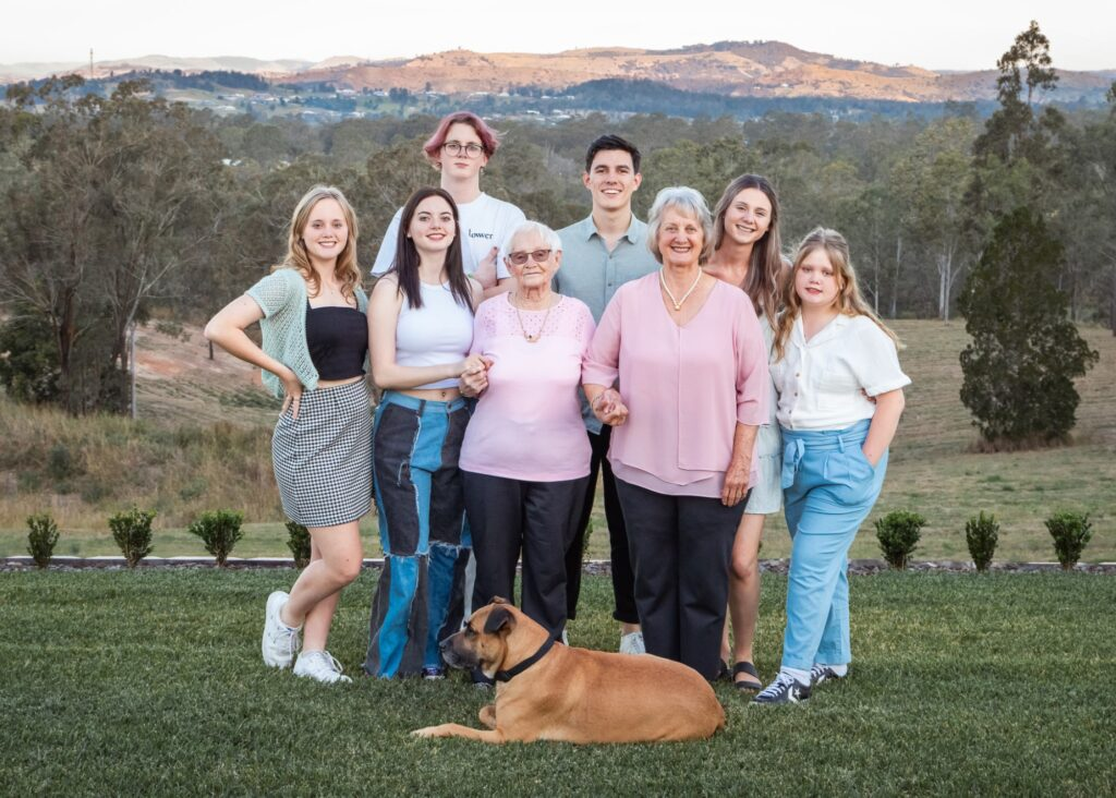 Extended Family photography Ipswich