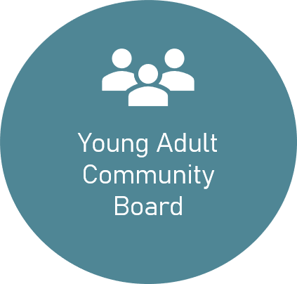 Young Adult board icon