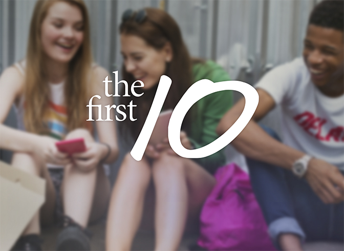 The First 10
