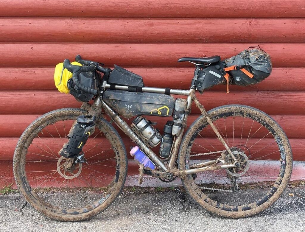 Tyler Tafelsky Cyclist Bikepacker Freelancer