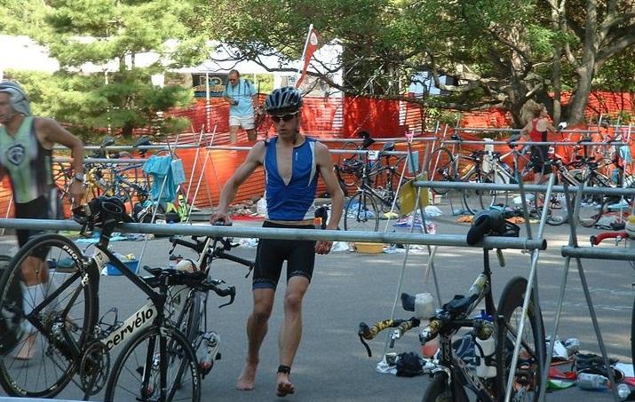 Tyler Tafelsky Triathlon