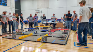 Robot Club competition