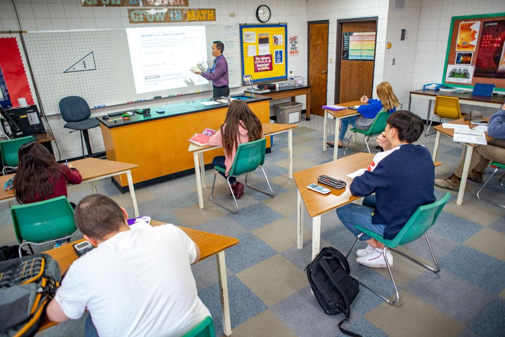 Classrooms Dakota Adventist Academy