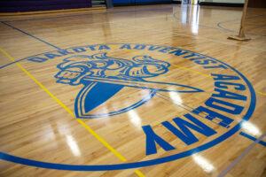 Dakota Adventist Academy Knights Mascot Logo