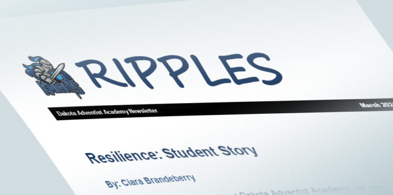 Ripples Newsletter image