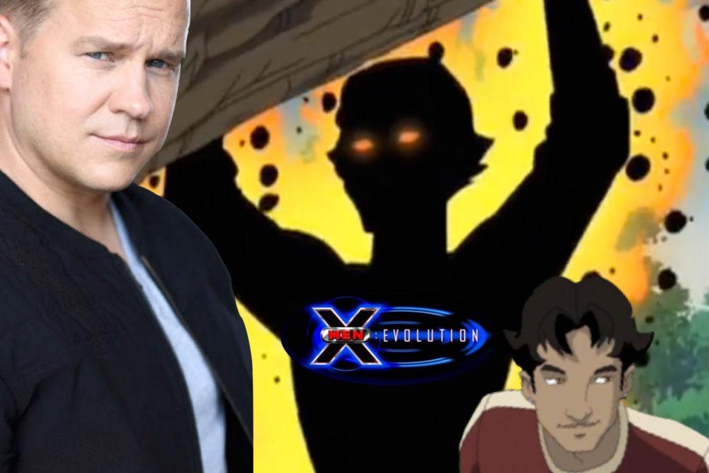 Michael Coleman X-Men actor