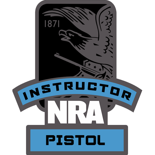 NRA Certified Pistol Instructor