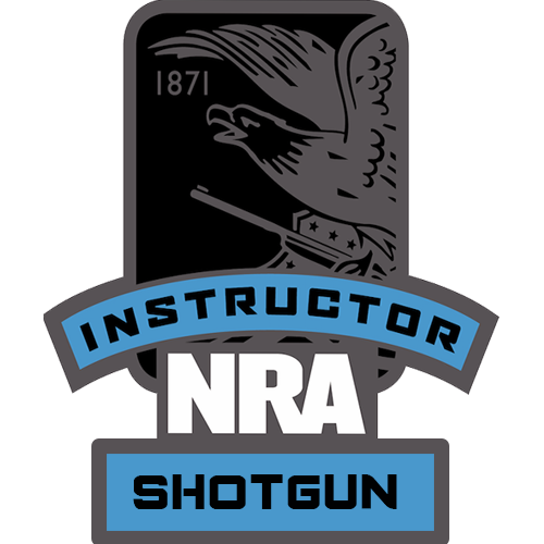 NRA Certified Shotgun Instructor