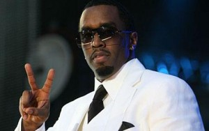 PEACE SIGN DIDDY