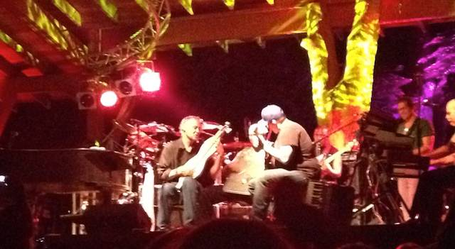Bruce Hornsby Show at Pisgah Brewing