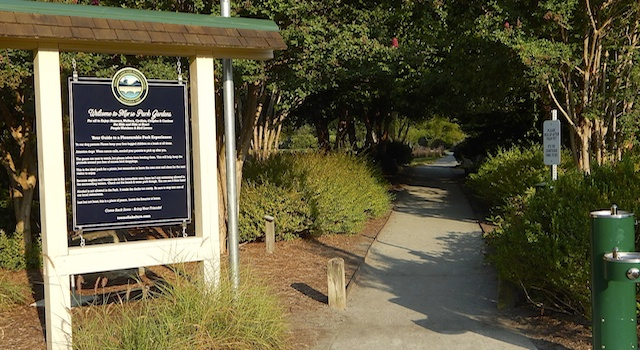 Morse Park Lake Lure Walking Tour
