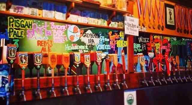 Asheville Breweries Pisgah Brewing Company