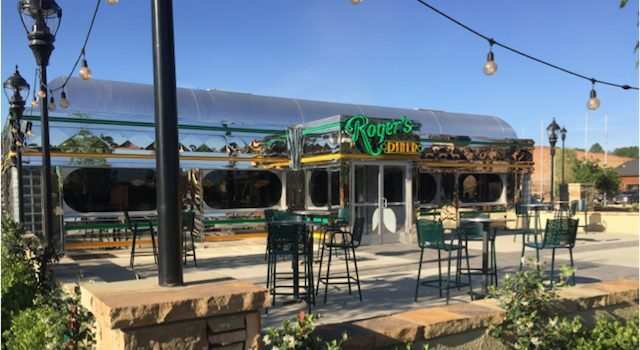 Rogers Diner at Tryon International Equestrian Center