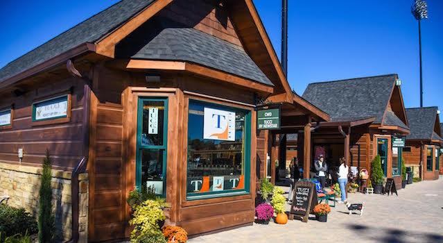 Shops at TIEC